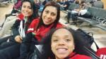Selección peruana de vóley viajó para el Grand Prix de Polonia - Noticias de mirtha uribe