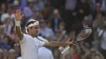 Wimbledon: Federer venció a Raonic y jugará su duodécima semifinal - Noticias de tomas muller