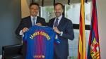 Barcelona: un tuit del nuevo asesor estratégico causó polémica en redes - Noticias de maria lema