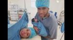 Pedro Gallese se convirtió en papá por primer vez - Noticias de juan aurich