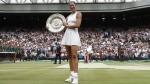 Garbiñe Muguruza acabó con el imperio Williams en Wimbledon - Noticias de carlos ferrero