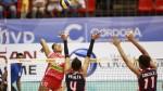 Selección peruana de vóley cayó ante República Dominicana en Mundial Juvenil - Noticias de nicole abreu