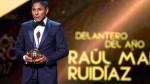 Raúl Ruidíaz ganó el Balón de Oro MX al ser elegido como mejor delantero - Noticias de xolos de tijuana