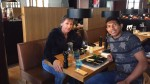 Selección peruana: Ricardo Gareca visitó a Edison Flores en Dinamarca - Noticias de edison flores