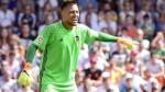 Paolo Guerrero tiene nuevo compañero: Diego Alves llega al Flamengo - Noticias de valencia cf