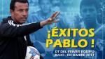 Sporting Cristal: Zegarra seguirá en el primer equipo hasta diciembre - Noticias de carlos hidalgo