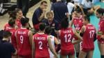 Vóley: Perú cayó 3-0 ante Serbia por el Mundial Juvenil en México - Noticias de nicole abreu