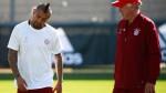 Ancelotti descartó que Arturo Vidal abandone el Bayern para irse al United - Noticias de renato vidal