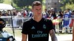 Real Madrid: Ramos no entrenó con el grupo y Kroos sufre molestias de tobillo - Noticias de cristiano ronaldo cristiano ronaldo