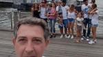 Lionel Messi y Antonela Roccuzzo aparecen sin querer en el 'selfie del año' - Noticias de antonela roccuzzo