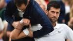 Djokovic da por terminada la temporada por lesión en el codo derecho - Noticias de roger federer