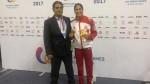 Peruana Alexandra Grande obtuvo medalla de oro en los World Games de Polonia - Noticias de alexandra grande