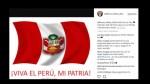 Paolo Guerrero y los saludos de los seleccionados por Fiestas Patrias - Noticias de edison flores