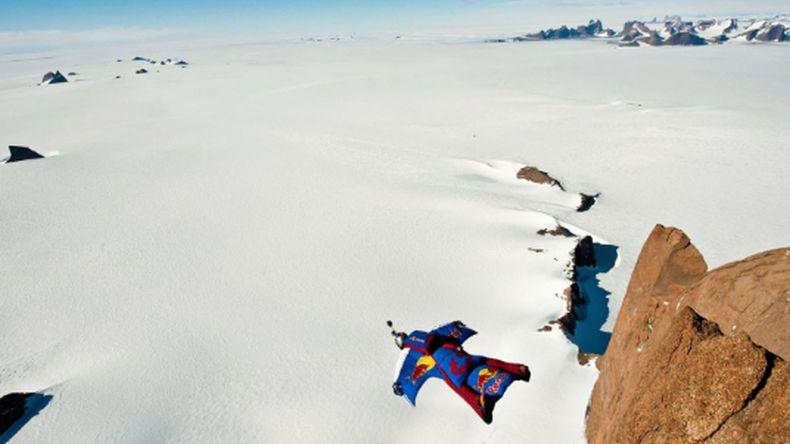 Ruso Valery Rozov logra histórico salto desde el Huascarán