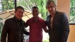 Selección peruana: Ricardo Gareca ahora se juntó con Andy Polo en México - Noticias de andy polo