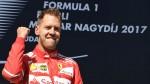 Vettel ganó el Gran Premio de Hungría y retuvo el liderato - Noticias de paul williams