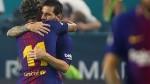 FC Barcelona llegó a España sin Neymar tras su gira en Estados Unidos - Noticias de tiger woods