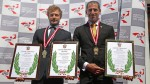 IPD entregó los laureles deportivos a Alexander Zimmerman y Eduardo Linares - Noticias de surf