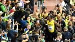Usain Bolt explicó por qué no pudo ganar la final de 100 metros en Londres - Noticias de justin gatlin