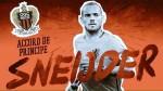 """Wesley Sneijder con """"principio de acuerdo"""" para fichar por el Niza - Noticias de mario balotelli"""
