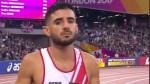 Mundial de Atletismo: Torrence lamentó no pasar a semifinales en 1500m - Noticias de sudamericano de atletismo
