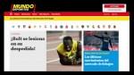 Usain Bolt acaparó portadas en el mundo tras lesionarse en su última carrera - Noticias de mundial de atletismo