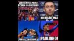 Barcelona: estos memes generó el fichaje de Paulinho - Noticias de gerard deulofeu