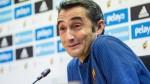 """Ernesto Valverde: """"¿Asumir que Real Madrid es mejor que nosotros? ¿Por qué?"""" - Noticias de ana paula"""