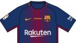 Barcelona debutará en La Liga con camiseta especial por víctimas de atentados - Noticias de maria lema