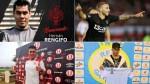 Descentralizado 2017: altas, bajas y rumores del fútbol peruano - Noticias de jaime rojas