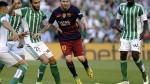 Barcelona vs. Betis: día, hora y canal del debut azulgrana en la Liga - Noticias de ernesto ruiz tiben