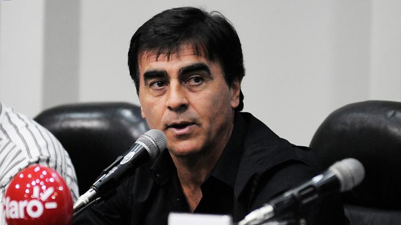 Gustavo Quinteros, entrenador de Ecuador.