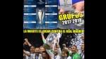 Champions League: estos divertidos memes dejó el sorteo de grupos - Noticias de sergio blanco