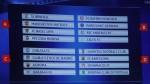 Champions League 2017/18: así quedaron formados los ocho grupos - Noticias de wolfsburgo
