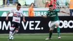 """""""Cueva fue el peor"""", comentó Globoesporte.com tras la derrota de Sao Paulo - Noticias de palmeiras"""