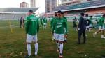 Selección de Bolivia llegará este miércoles a Lima para enfrentar a Perú - Noticias de marcelo martins