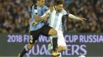 Uruguay y Argentina igualaron 0-0 en el clásico del Río de la Plata - Noticias de federico fazio