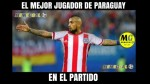 Chile cayó goleado ante Paraguay y protagonizó estos memes - Noticias de oscar vidal