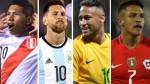 Eliminatorias Rusia 2018: programación completa de la fecha 16 - Noticias de paraguay vs ecuador