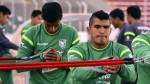 """Boliviano Aponte: """"Hay que demostrar que los puntos se ganan en cancha"""" - Noticias de defensor lima"""