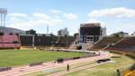 Ecuador vs. Perú: así luce el Olímpico Atahualpa de Quito previo al juego - Noticias de juegos olímpicos