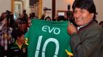 """Evo Morales aseguró que Bolivia """"tiene una histórica misión"""" ante Chile - Noticias de marcelo martins"""