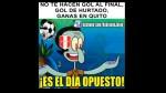 Perú ganó 2-1 a Ecuador en Quito y generó estos divertidos memes - Noticias de enner valencia