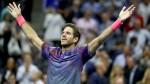 Del Potro venció a Federer y avanzó a la semifinal del US Open - Noticias de roger federer