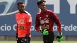 Pedro Gallese salió en defensa de Cáceda tras la victoria en Quito - Noticias de carlos quiroz