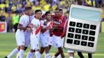 Calculadora a Rusia 2018: ¿qué resultados necesita Perú para ir al Mundial? - Noticias de carlos zambrano