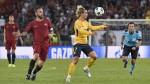 Roma y Atlético de Madrid empataron sin goles en el estreno de Champions - Noticias de luciano vietto