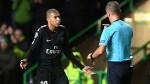 Un hincha del Celtic intentó agredir a Mbappé en el partido contra el PSG - Noticias de donatello