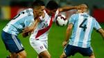 Argentina vs. Perú: árbitro podría ser boliviano, venezolano o brasileño - Noticias de india