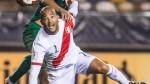 Selección peruana: Rodríguez firma el empate ante Argentina en 'La Bombonera' - Noticias de universitario de deportes